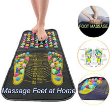Рефлексотерапевтический камень для снятия боли в ногах массажер