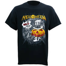 Authentique HELLOWEEN I Want Out Tour T-Shirt S-3XL neuf(China)