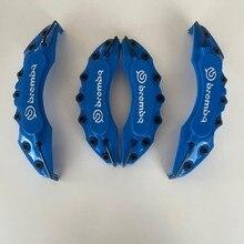 Brembq Blue brake Caliper Cover-185