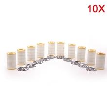 Genuine Engine Oil Filters  10 pcs for mercede benz C230 C240 C280 C300 C32 AMG 0001802609 0001803109