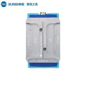 Image 4 - SS T12A X3 Cho IPhone X XS XSMAX N11 11 Promax Mainboard Lớp Mặt ID Sửa Chữa Làm Nóng Tháo Lắp Nền Tảng