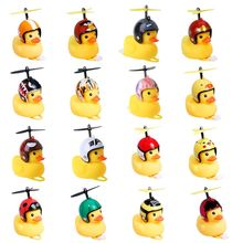 Bike Helmet Decorate-Accessories Motorcycle Universal Suction Duck-Bell Fan-Style Any