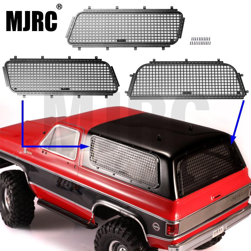 Traxxas TRX4 TRX-4 T4 Chevrolet K5#82076-4 TRX4 Blazer car shell metal trim strip rear window tail window trim
