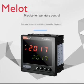Thermal Switch Adjustable Temperature Thermostat Digital Display Smart Temperature Controller Temperature Controller PT100 taidacent ntc waterproof temperature controller w1209s digital dual display 12 volt thermostat switch digital thermostat module