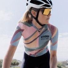 new 2020 Cycling Suit Women Jersey Set Team Bike Clothing BIke Kit Maillot MTB Racing RopaCiclismo Uniform Wear