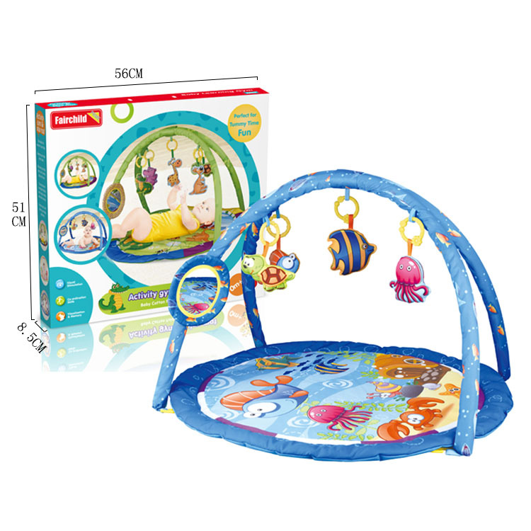 Tapis de jeu multifonctionnel pour nourrissons 0-3-12 bébé avec coussin de ramper Amazon offres spéciales transfrontalières jouet