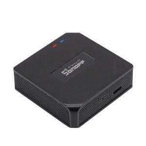Image 2 - Wifi SOS Người Cao Tuổi Chăm Sóc Hệ Thống Báo Động Với Sóng RF 433 Mhz SOS Nút Báo Động Khẩn Cấp Vòng Tay Đồng Hồ Dây Android Ứng Dụng IOS Thông Báo