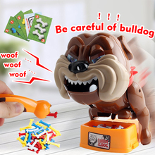 Beware of evil dogs large board games parent-child trick toys creative evil funny children toys kiss of evil