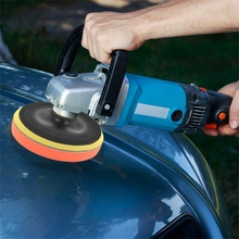 Waxing Polishing-Machine Car-Cleaning-Tools Auto-Buff with for 9pcs Buffing-Sponge-Pad-Set