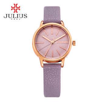 JULIUS frauen Marke Luxus Modus Damen Uhr Japan Movt Quarzuhr Preis Günstige Förderung WR 30 m Uhr Mit logo JA-944
