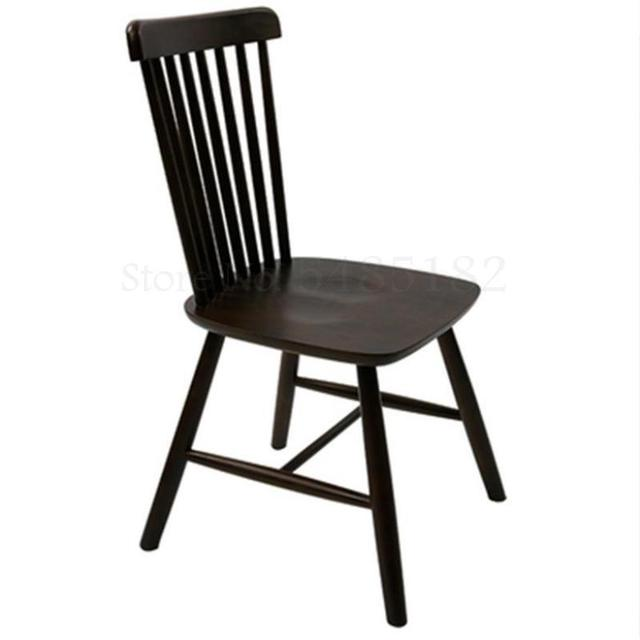 Windsor Cafe Dining Chair 1