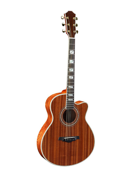 Ra-c02c-nl Acoustic Guitar, With Neckline, Ramis