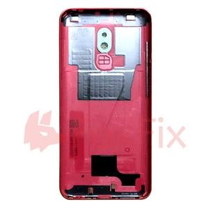 Image 5 - Корпус FoxFix для Xiaomi Redmi 8A, задняя крышка батарейного отсека, задняя крышка корпуса для Redmi 8A, Замена батарейного отсека
