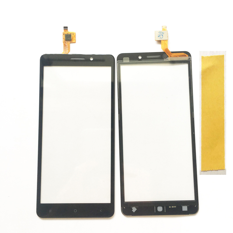 For Oukitel C10 Touch Screen Sensor Panel Digitizer Front Glass Lens C10 Touchscreen Replacement Touchpad