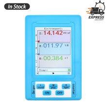 BR-9A tipo semi-funcional profissional da precisão alta do detector eletromagnético da radiação do verificador de digitas handheld medidor do emf