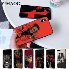 Migos Coque Silicone Case for iPhone 5 5S 6 6S Plus 7 8 11 Pro X XS Max XR