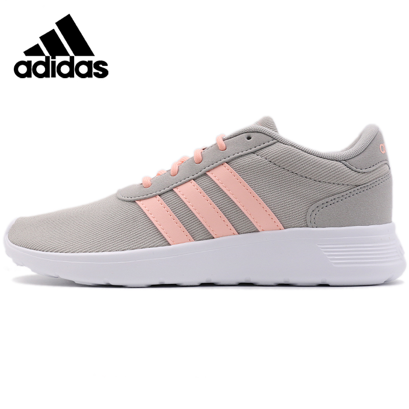 Original New Arrival Adidas LITE RACER Womens Running Shoes Sports Outdoor Appropriate B44653