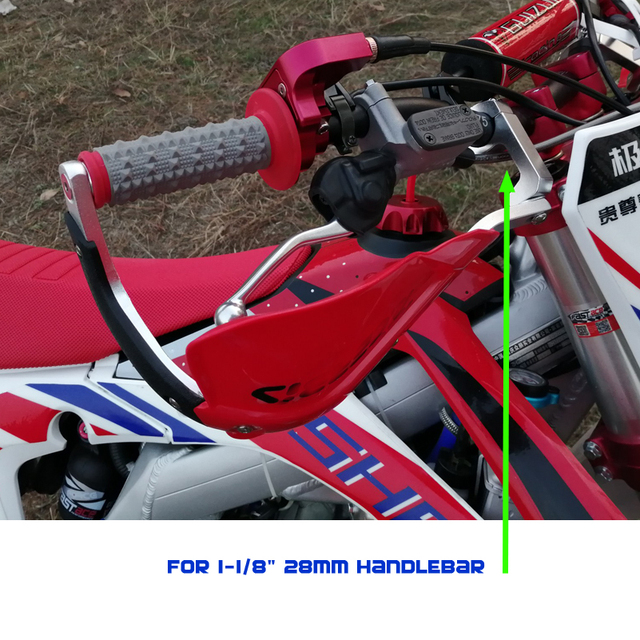 Uniwersalne osłony na motocykl jelca Protector dla Honda Yamaha suzuki kawasaki ktm motor terenowy Motocross Off Road atv quad
