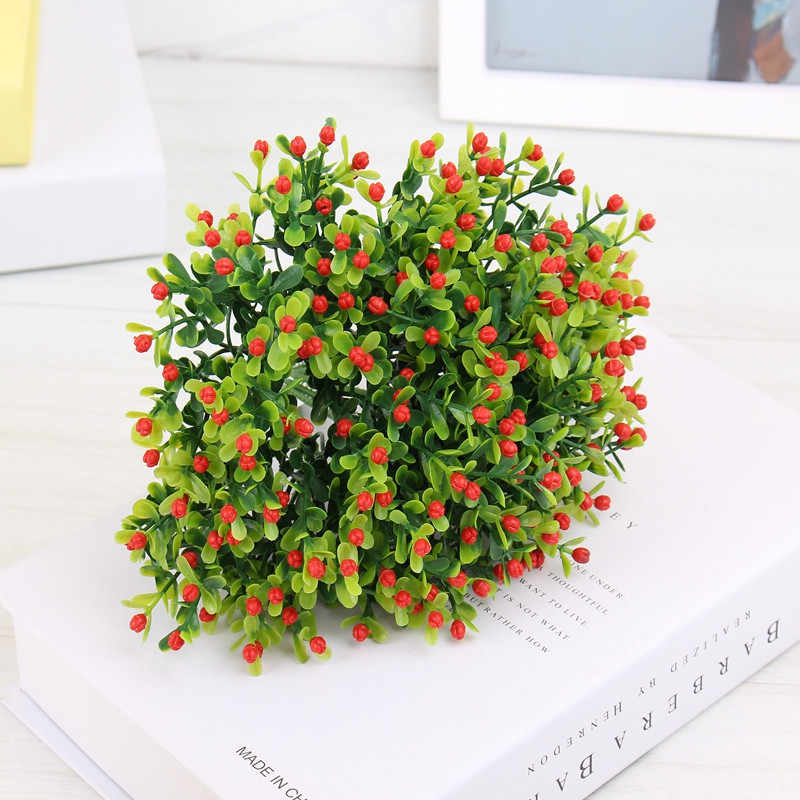 1PC DIY מסיבת קישוט מילאנו פרחים מלאכותיים חתונה מזויף פרחי עיצוב הבית פסטיבל הפופולרית באיכות גבוהה