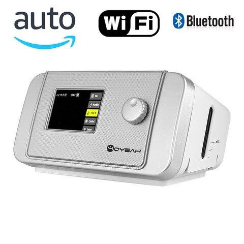 dispositivo automatico do respirador cpap da maquina de respiracao do auto cpap de moyeah apap