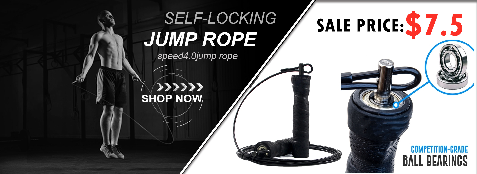 Speed Jump Rope Crossfit 7