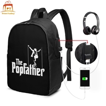 Michael Jackson Billie Jean Backpack Michael Jackson Billie Jean Backpacks Trending Multi Pocket Bag Bags michael jackson michael jackson off the wall picture