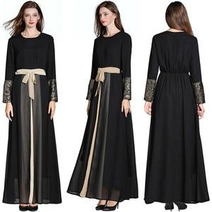 Abaya Muslim fashion Dress Dubai Turkey Hijab Islam Clothing Abayas long sleeve Islamic Clothing Manufacturers Turkey MSL19