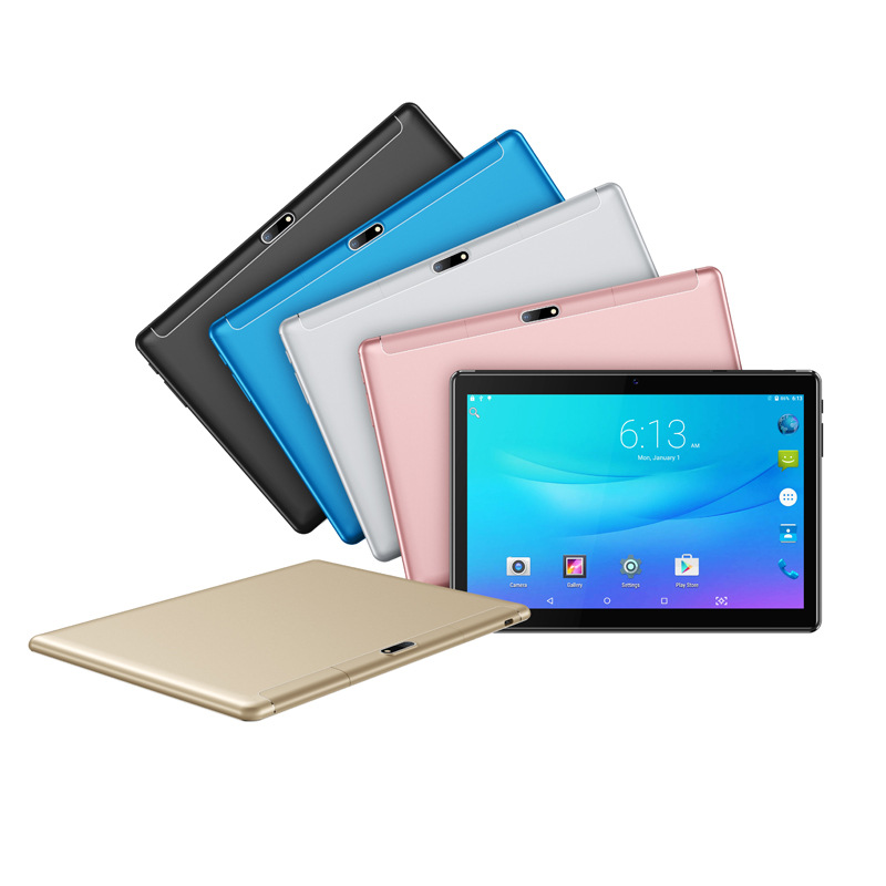10-Inch New Style Eight Core Tablet PC SC9863 Support 4G Full Netcom 5 Gwifi Android 9.0 Tablet PC