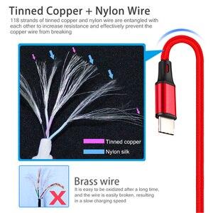 3в1 кабель Usb C Type C к Type C Micro Usb 8Pin кабель Pd Usb C зарядное устройство Быстрая зарядка Usbc для телефона планшета Tipo C 3 в 1 шнур|Кабели для мобильных телефонов|   | АлиЭкспресс