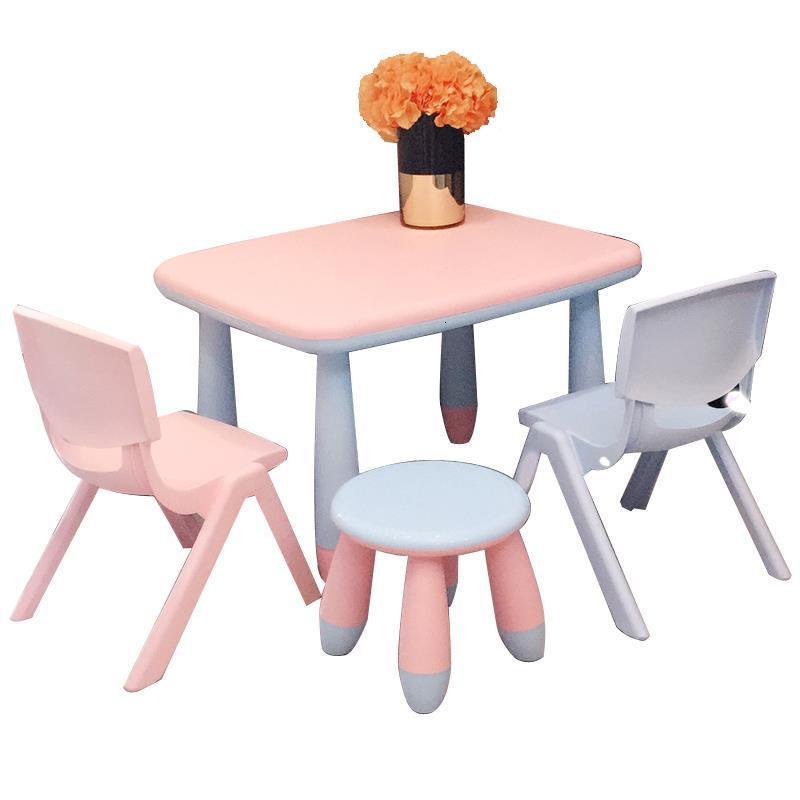 Estudo Pour Y Silla Mesinha Children And Chair Toddler Child Kindergarten Enfant Study Table For Kinder Mesa Infantil Kids Desk