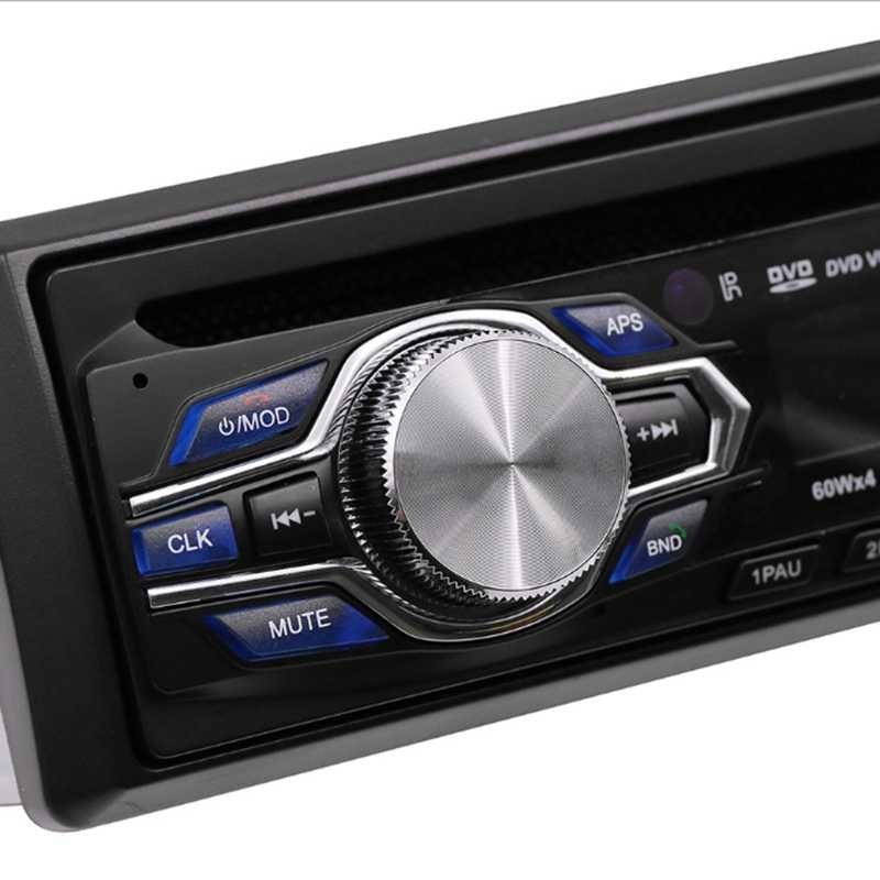 1 الدين 12 فولت مشغل أسطوانات للسيارة مشغل أقراص مضغوطة سيارة MP3 ستيريو سيارة يدوي Autoradio BT o راديو 5014 سيارة التصميم اللاسلكية التحكم عن بعد