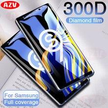 Защитное стекло, закаленное стекло 300D для Samsung Galaxy S9/S8 Plus/Note 9/8/S7/S6 Edge/S9