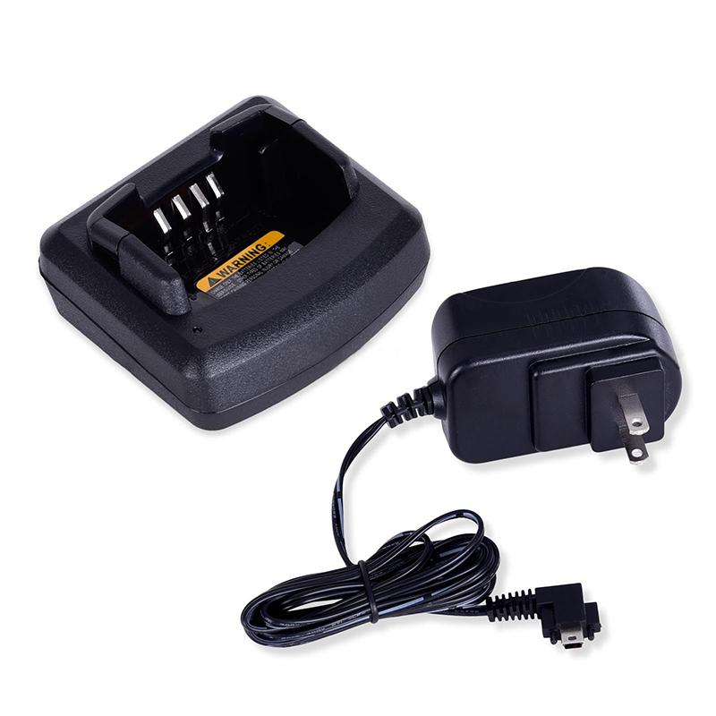 100-240V Radio Battery Desktop Charger For Motorola Radio CP110 CP1100 A10 A12 RDU2020 RDU2080D RDU4100 RDU4160D RDV2020
