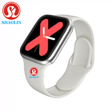 90% Off 44 Mm Smart Horloge Serie 5 Smartwatch Afstandsbediening Horloge Voor Apple Horloge Iphone Android Telefoon Beter dan iwo 12(China)
