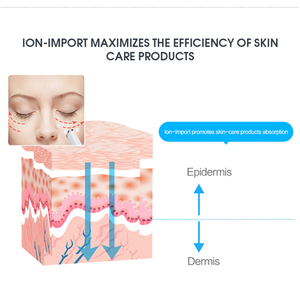 Image 4 - Nanotime Eyemagic Beauty Anti Wrinkle Miniอุปกรณ์นวดไฟฟ้าการสั่นสะเทือนใบหน้าMagic Stick Skin Care Beauty Tool