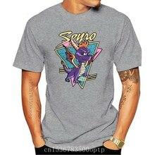 Spyro Die Drachen Retro Erwachsene T-Shirt