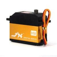 Upgrade Hohe drehmoment JX Servo PDI-HV2070MG 70KG HV Metall getriebe Core Digital Servo für 1/5 rc Auto kompatibel Zubehör