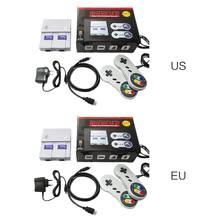 SUPER MINI NES Retro Classic Video Game Console Giocatore del Gioco TV Built-in 821 Giochi con Dual Periferiche E Controller Per Videogiochi(China)