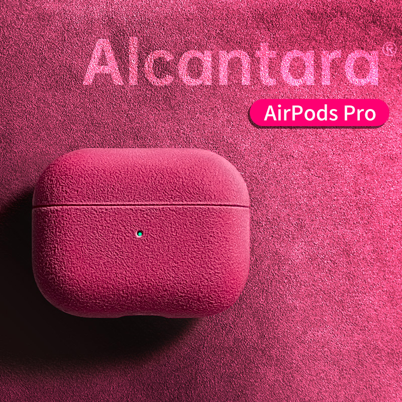 Airpods pro rose red
