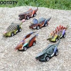 Вытяните назад динозавр, машинки, игрушки динозавр, роудстер, Вечерние игры, игрушки динозавра, гонки монстров, подарки, товары на день рожде...