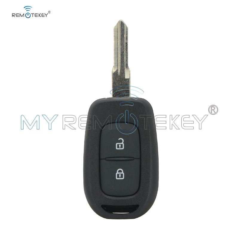 Remtekey AES-4A Chip Remote Key 2 Button 433Mhz FSK VAC102 For Renault Duster Kwid Sandero Logan 2013 2014 2015 2016 2017 2018