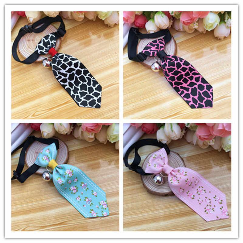 1 Pc Pet Cravatta Regolabile Pet Gatto Cravatte per Le Piccole Medie Cani di Taglia Grande Cravatta Gatto Bow Tie Cane Collare di Cane accessori per Animali Domestici