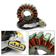 Artudatech 420296908 420685635 Stator Magneto For Can-Am For Canam Maverick X3 1000R Turbo 2018 2019