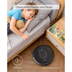 Image 4 - Eufy [BoostIQ] RoboVac 15C,Wi Fi,1300Pa סופר דק, שקט, עצמי טעינת רובוט שואב אבק עבור רצפות קשות & בינוני ערימת שטיחים