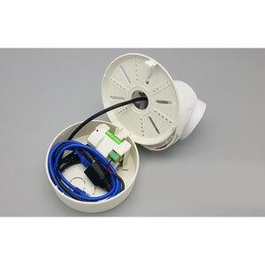 Image 5 - Câmera Dome IP câmera de cctv segurança suporte de parede plástico ABS 4PCS universal bracket aplicar Tibetano caixa de plástico