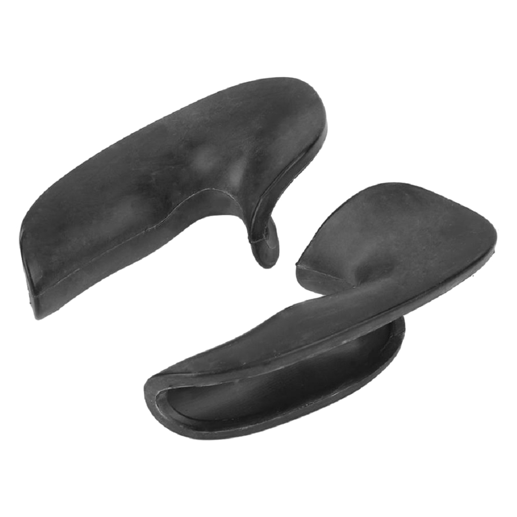 2 PCS New Steering Wheel Rubber Thumb Grips for    Sport RS Clio MKII 172