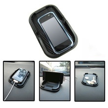 Cell Phone Pad Universal In Car Dashboard Non-Slide PVC Rubber Gel Mat Cell Phone Holder Sticky Holder