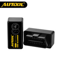 AUTOOL OBOX ELM327 OBD Scanner Reader WIFI Car Diagnostic Tool OBD 2 Automobile Read Erase Codes for Auto