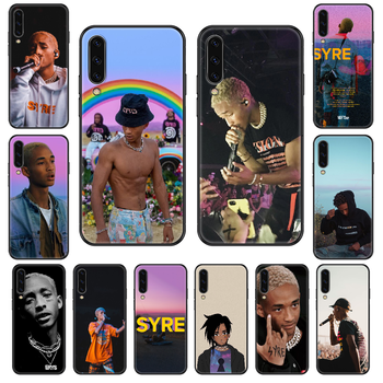 Jaden Smith Q1 Phone case For Samsung Galaxy A 3 5 8 9 10 20 30 40 50 70 E S Plus 2016 2017 2018 2019 black 3D shell soft cover image