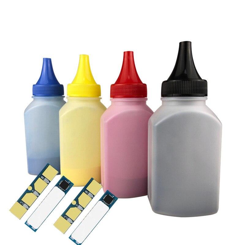 [toner+chip]CLT 407 CLT-407 CLT-K407S For Samsung CLP-320 CLP-325 CLP-326 CLX-3180 CLX-3185 Refill Toner Powder